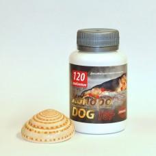 Хондродог 10+ для собак весом больше 10 кг (120 таб.)