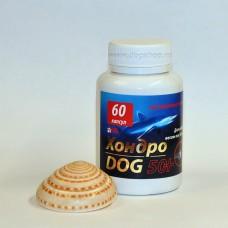 Хондродог 50+ для собак весом больше 50 кг (60 капсул)