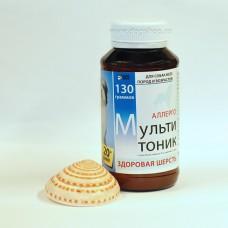 Мультитоник Здоровая шерсть Аллерго 130г.