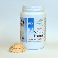 Мультитоник Здоровая шерсть Аллерго 300г.