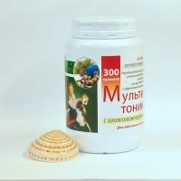 Мультитоник с биофлавоноидами для собак от 50 кг (300г.)