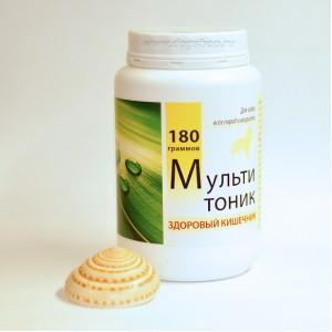 Мультитоник здоровый кишечник  (180гр.)