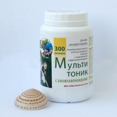 Мультитоник с биофлавоноидами для собак от 10 кг (300г.)